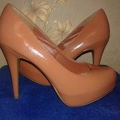 Женские туфли New look. Размер 38. Стелька 24,5.