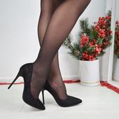 туфли лодочки Турция черные и марсала