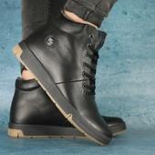 Ботинки Olimp зимние, р 41-45, на меху, код gavk-10559