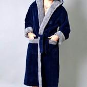 Супер качественный мужской халат! Люкс!
