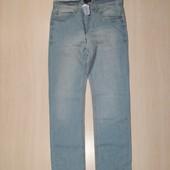 Мужские летние джинсы размер 48  11-65 Ю