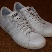 Кроссовки Adidas 42 р., 27 см, натуральная кожа