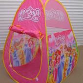 Палатка Princesse 70 x 90 см, арт 011.