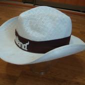 Blue Seahorse Панама шляпа мужская