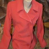 стильное зимнее термо пальто LLBean Thinsulate размер М