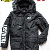 Мужская зимняя куртка Everlast/Еверласт Оригинал! Рост 169-185 см