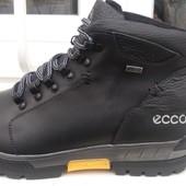 Ботинки зимние, в стиле Ecco, натур. кожа, р. 40-45, код si-611