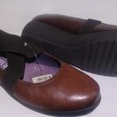 Туфли женские, кожанные, Bama (Германия) размер 38,39