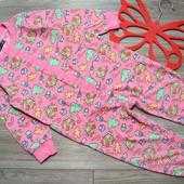 Слип, пижама новогодняя с принтом Mini (2-3 года)