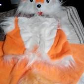 Карнавальный красивенный костюм Белочки