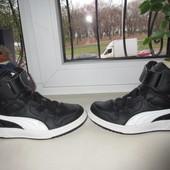 Кожаные кроссовки Puma 32 р