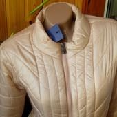 Обновка демисезонного гардероба - стеганая куртка от Tchibo, Германия