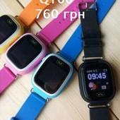 Лучший новогодний подарок!Смарт умные часы !Smart baby watch!Гарантия!