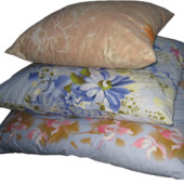 Подушка селикон (ткань поликотон)