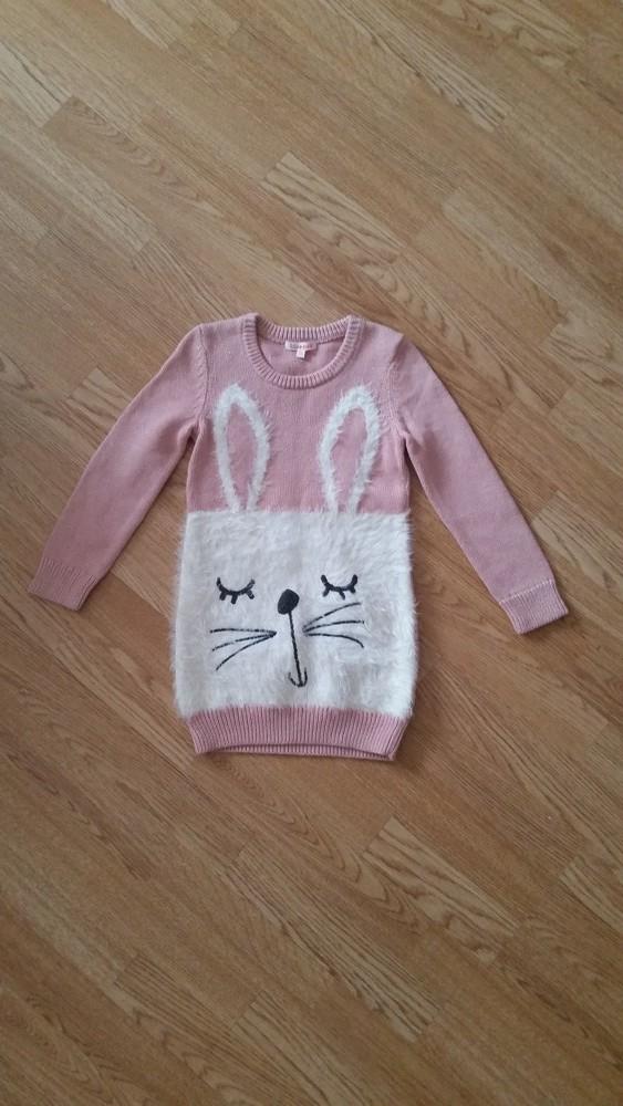 Новый! Красивенный свитер туника Bluezoo, 5-6лет фото №1
