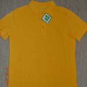 Нова яскрава футболка поло Next розм. 16 р./170 см. буде на чоловічий L-XL в наявності