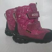 В идеале зимние термо ботинки  23р Ecco Gore-Tex