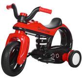 Мотоцикл Bambi 99123-3 Red (99123)