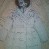 куртка пальто пуховик colin's