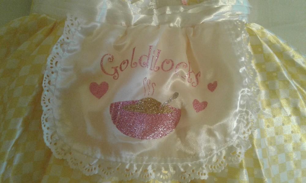 Продам нарядное платье goldilocks златовласка или маша и медведи))девочке 5-6лет, 110-116см. фото №4