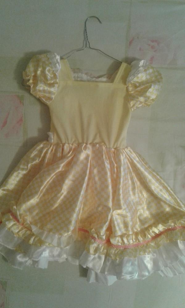 Продам нарядное платье goldilocks златовласка или маша и медведи))девочке 5-6лет, 110-116см. фото №5