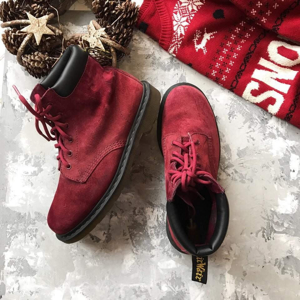 Натуральные ботинки Dr.Martens p-p 45 фото №1