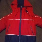 Продам зимнюю куртку на мальчика. Р.98-104