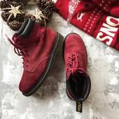 Натуральные ботинки Dr.Martens p-p 45