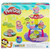 Набор пластилина Play-Doh Башня из кексов