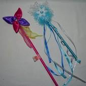 Разные волшебные палочки для фей и принцесс