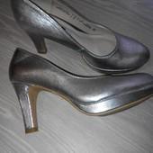 Туфли clarks размер 37 стелька 23,5см