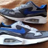 Кроссовки кожаные для работы Nike Air Max р.40-25 см.
