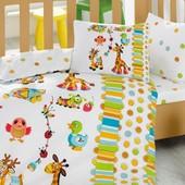 Детское постельное белье Cotton Box Oyun Bahcesi, реальн.фото