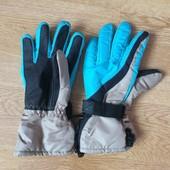 Мужские зимние перчатки с утеплителем Thinsulate