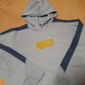 Фирменная кофта с капюшоном Nike р.48-50 XL