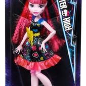 Monster High electrified draculaura кукла Дракулаура - єлектризованные