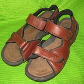Босоножки,сандалии Clarks,р.41стелька 28см Кожа