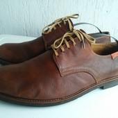 Кожаные туфли Camper 42р. Марокко