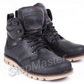 Ботинки кожаные мужские Levis Б 25 - 01
