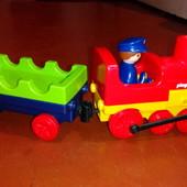 Playmobil поезд