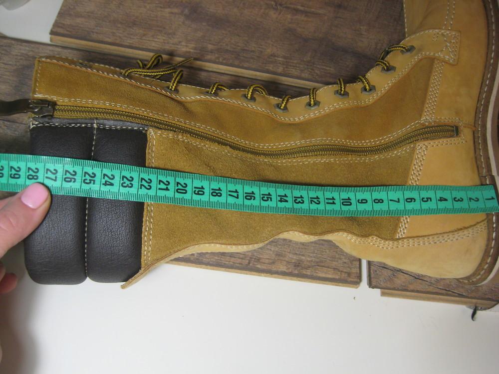 Шикарные зимние tamaris 40р 26см кожа фото №7