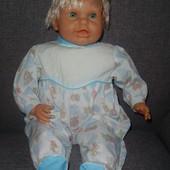 Vintage Famosa  S-35397-B (Испания) кукла