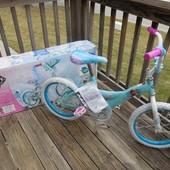 Велосипед для девочки из германии