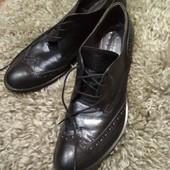 Отличные мужские туфли броги от  Paul Casty,  p. 39-40 Италия