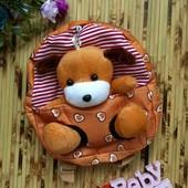 Рюкзак со сьемной игрушкой