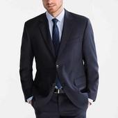 Натуральный шерстяной мужской  пиджак C&A Westbury