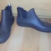 Резиновые ботинки мужчские 29