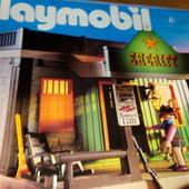 Playmobil 3786 полицейский участок шерифа