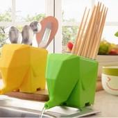 Сушилка для столовых приборов Слон  + подарок