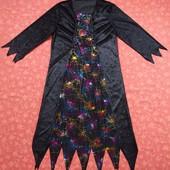 Продаю! Размер M-L, женское карнавальное платье Хеллоуин (Halloween), б/у.